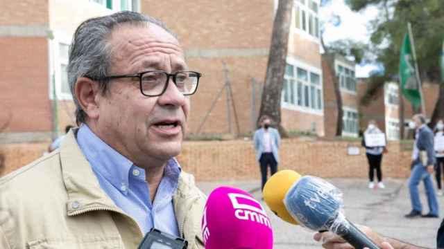 Juan Alfonso Ruiz Molina, consejero de Hacienda y Administraciones Públicas de la JCCM
