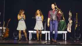 Mosquera Celtic Band, en el Manchafolk 2 de Quintanar