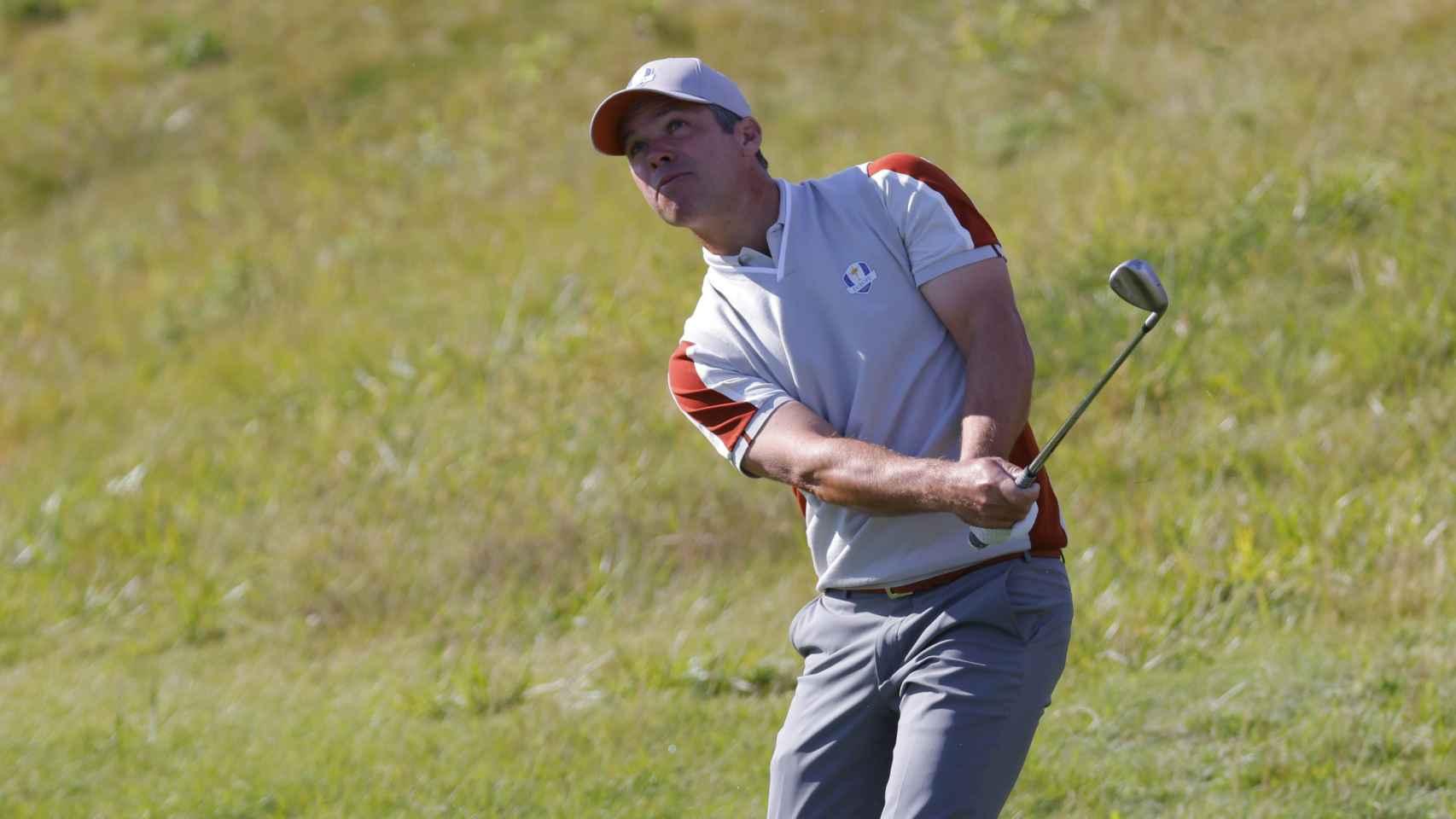 Paul Casey, en la Ryder Cup 2020