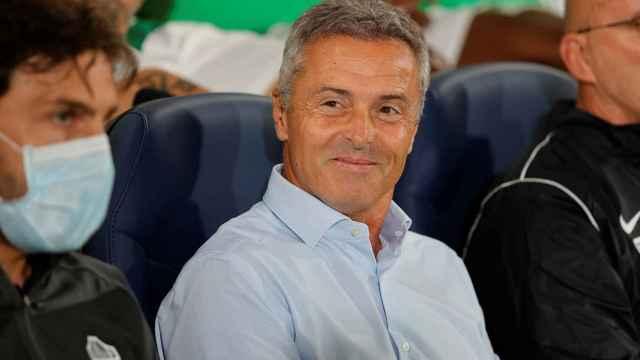 Fran Escribà avanza un planteamiento ofensivo antes del encuentro del Elche con la Real Sociedad.