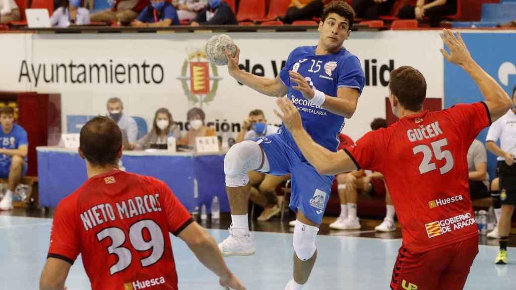 Imagen del Atlético Valladolid - Huesca