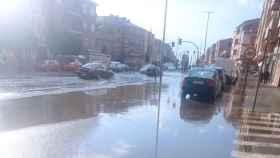 Inundaciones en Toro