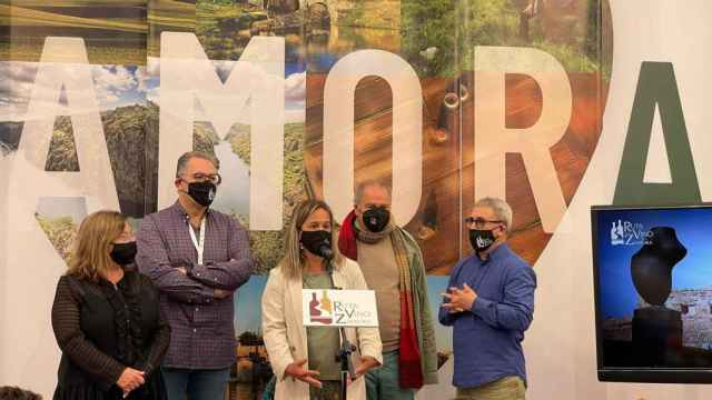 La Ruta  del Vino de Zamora celebra su entrada a la organización nacional en Naturcyl