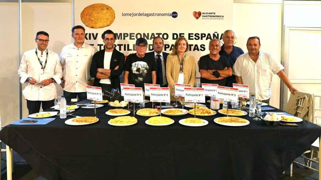XIV Campeonato de España de Tortilla de Patatas