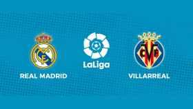Real Madrid - Villarreal: comenta en directo con nosotros el partido de La Liga
