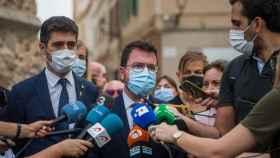 Aragonès: La represión continúa y la única solución es la amnistía