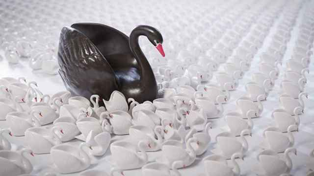 El cisne negro que puede arrasar con todo