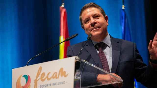 El presidente de Castilla-La Mancha, Emiliano García-Page, en una imagen reciente.