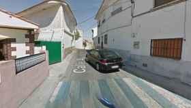 Calle Ayuntamiento en la localidad toledana de Seseña