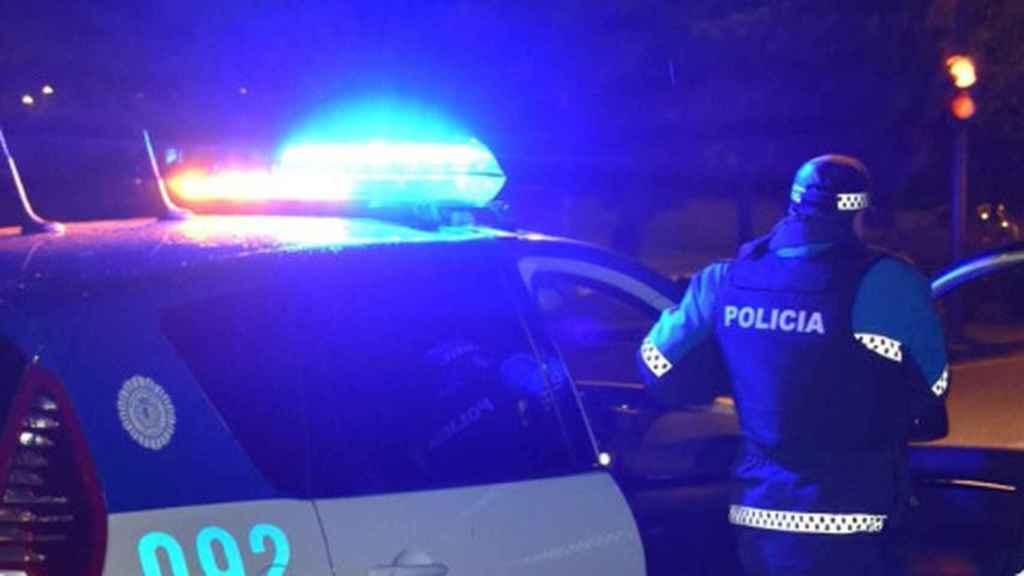 La Policía Local actúa de madrugada