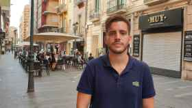 Mario Puche, de Alroa, prevé cierres en cascada de los locales si no hay un cambio drástico.