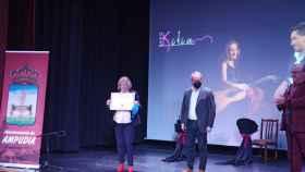 Ampudia entrega los premios de su XIV Certamen Literario
