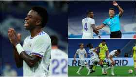 El apagón del Real Madrid contra el Villarreal