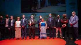 Gala de FECAM en Albacete con la presencia del presidente de Castilla-La Mancha, Emiliano García-Page