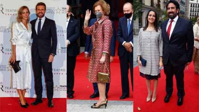 Las imágenes del día en CLM: el toledano Gregorio Marañón con la Reina Sofía