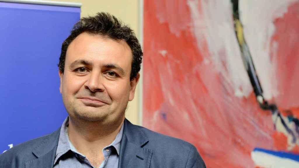 Ignacio Sánchez-Cuenca.