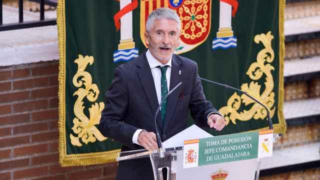 Fernando Grande-Marlaska, en una imagen de archivo.