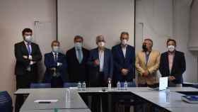 Reunión de la Junta Directiva de Ceoecyl en Zamora