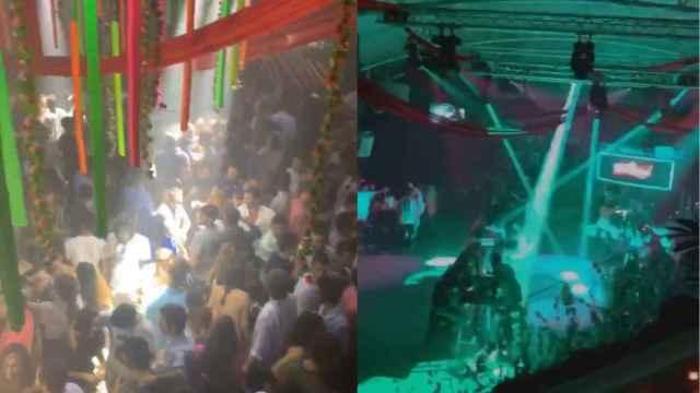 El antes y el después de las discotecas con la normativa Covid en Alicante