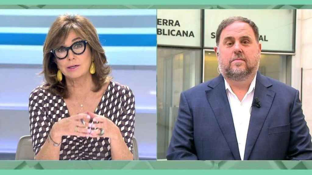 Ana Rosa azota a Sánchez: Su proyecto de país son empresas de ancianos que no pueden pagar la luz