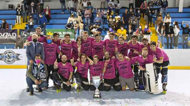 El Caja Rural CPLV celebra su última Liga en Canterac