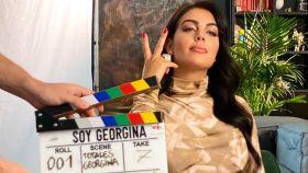 Georgina Rodríguez en una imagen de su Instagram.