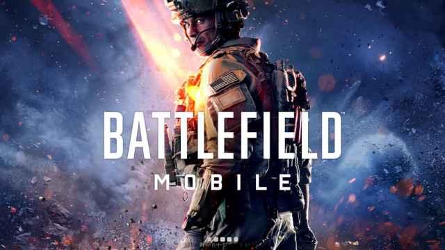 Ya disponible la alfa de Battlefield Mobile