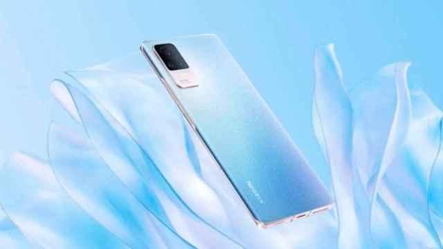 El Xiaomi CIVI destaca claramente por su diseño