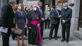 Este lunes se ha presentado la edición ampliada del libro 'Los primados de Toledo'. Fotos: JCCM.