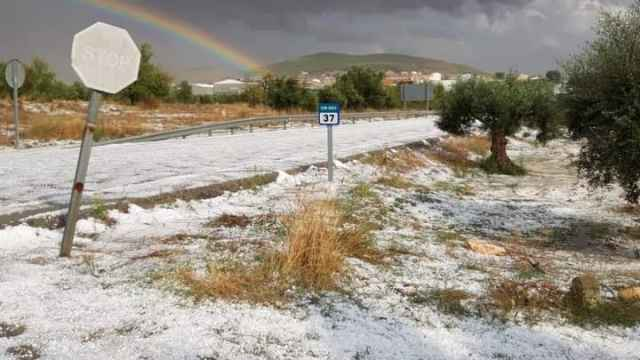 Daños en Fuente-Álamo (Albacete)