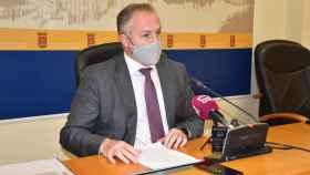 José Antonio Carrillo, concejal de Planificación Urbana y Accesibilidad de Talavera.