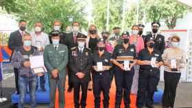 Seseña (Toledo) celebra el Día de Protección Civil con una larga lista de homenajeados