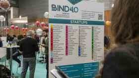 El año pasado, de las 750 candidaturas presentadas, las compañías de BIND 4.0 seleccionaron un total de 31 startups y han desarrollado 40 proyectos.