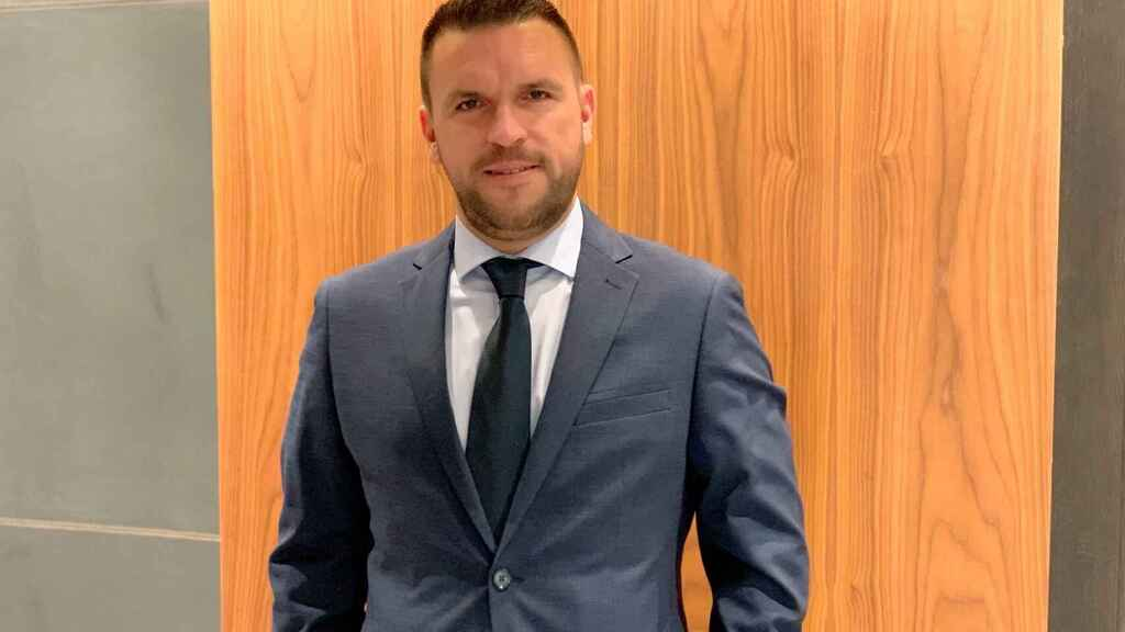 Óscar Pino.