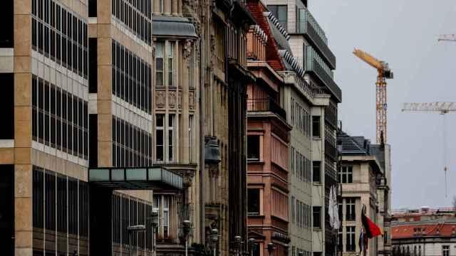 Barrio residencial en Berlín.