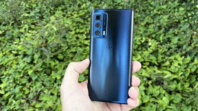 Probamos las cámaras del Motorola Edge 20 Pro