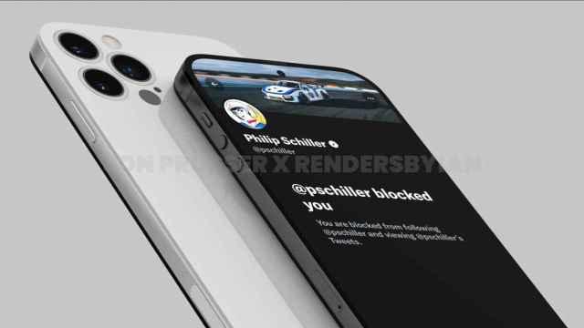 Concepto del iPhone 14 de Jon Prosser