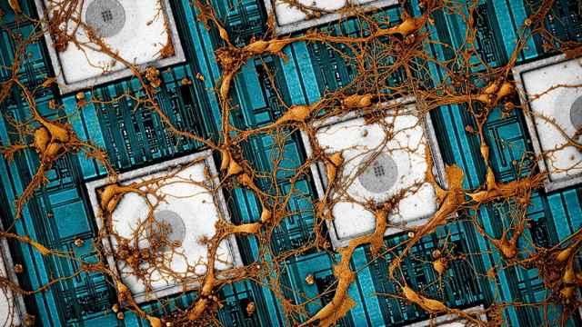 Neuronas sobre chips