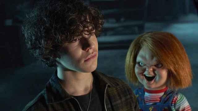 'Chucky', una nueva serie de SYFY que traerá de vuelta al muñeco diabólico.