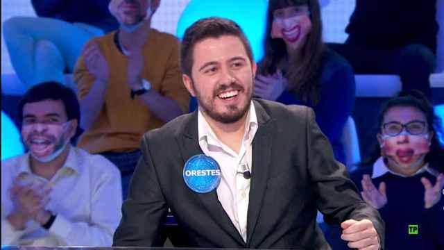 'Pasapalabra' cumple su promesa y recuperan a Orestes Barbero como concursante
