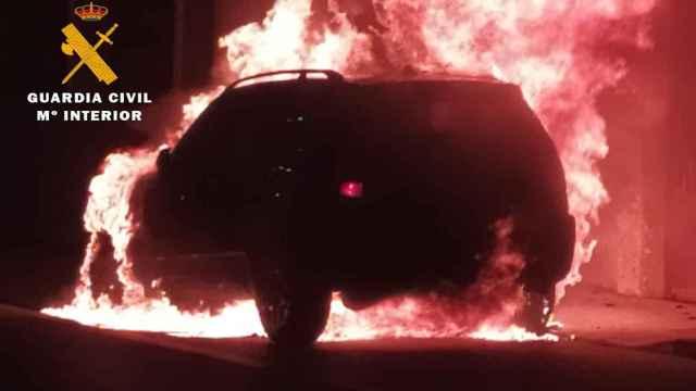 Investigan a dos personas por provocar un incendio que causó graves daños materiales en La Roda (Albacete)