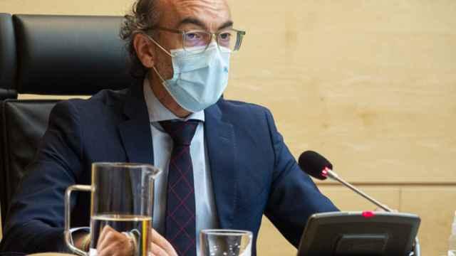 Javier Ortega, consejero de Cultura y Turismo de la Junta de Castilla y León