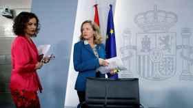 Montero y Calviño han diseñado el reparto de los fondos europeos de cara a 2022.