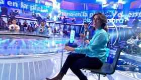 Quién es Alicia Borrachero, la actriz que va hoy a 'Pasapalabra' (y recordarás de 'Periodistas')
