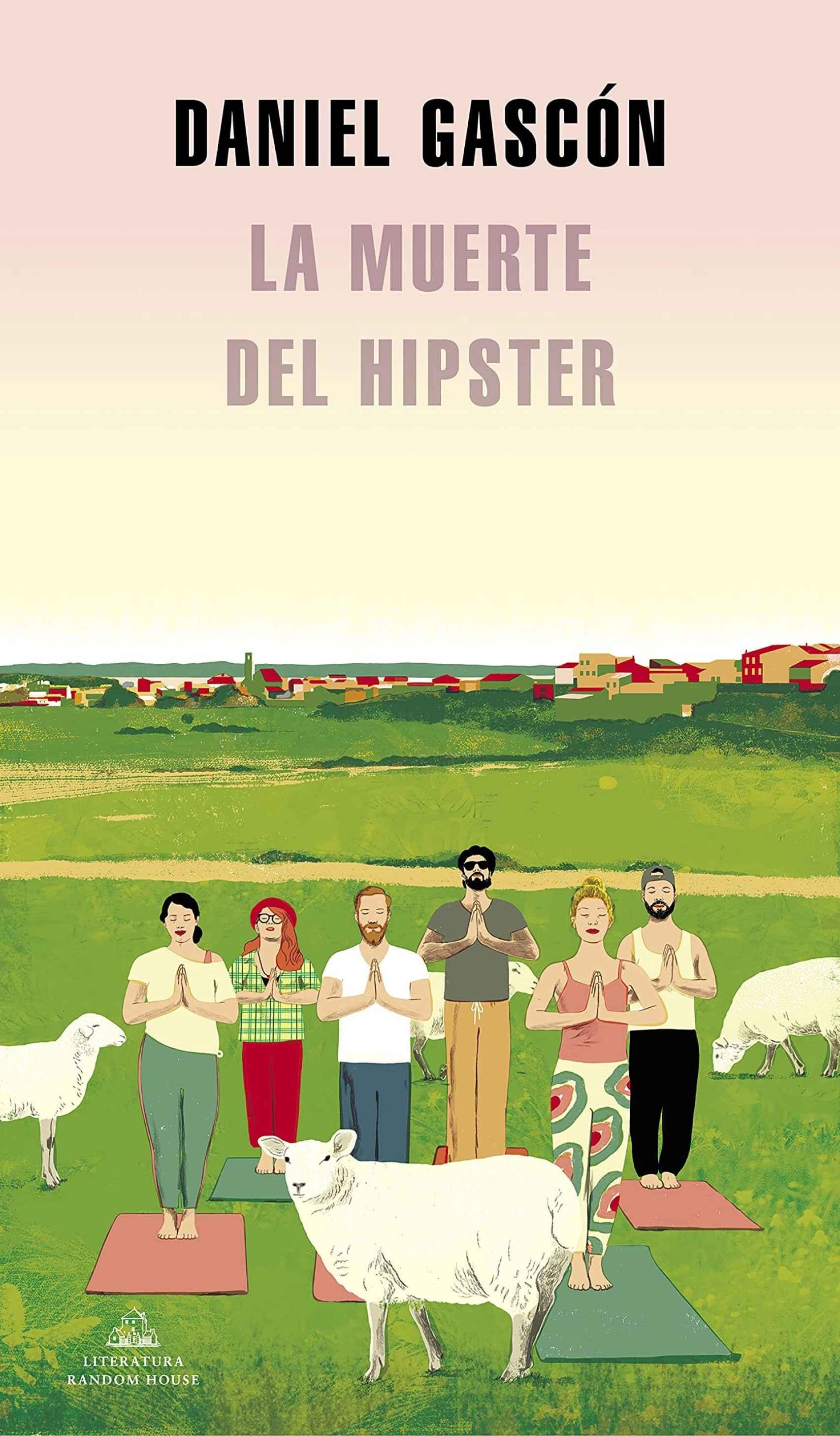 Portada de 'La muerte del Hipster' de Daniel Gascón.
