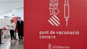 La incidencia del coronavirus sigue bajando y Sanidad notifica 109 casos en Alicante.