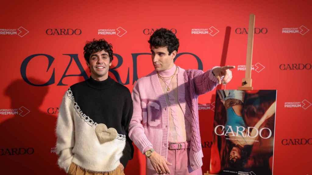 Javier Ambrossi y Javier Calvo son productores ejecutivos de la serie.
