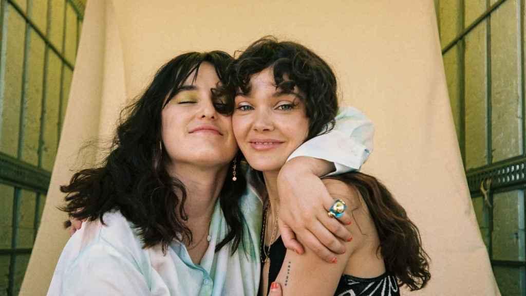 Claudia Costafreda y Ana Rujas son las cocreadoras de 'Cardo'.