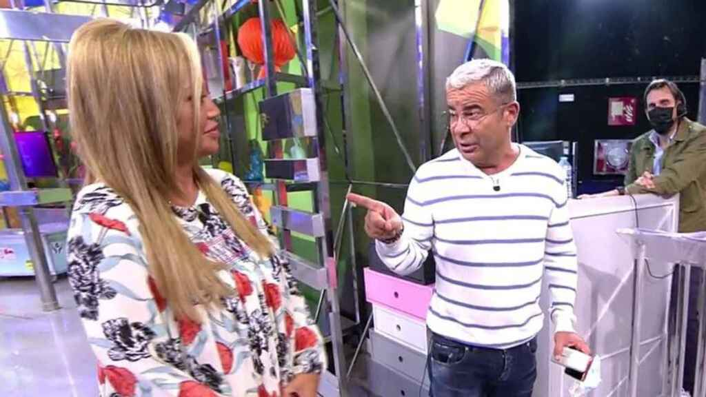 Jorge Javier Vázquez ha ofrecido a Belén Esteban entrar juntos en 'Secret Story'.
