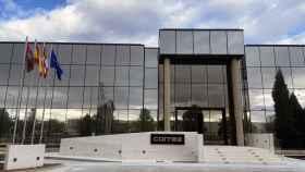 Instalaciones del Grupo Nicolás Correa en Burgos.